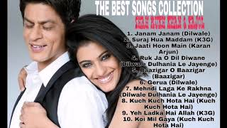 Download The Best Song Collections SHAH RUKH KHAN & KAJOL
