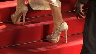 vuclip Cannes Film Festival apologises over high-heel furore