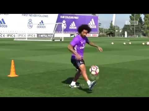 Marcelo Vieira - #Skills! Isso sim é habilidade com a bola!