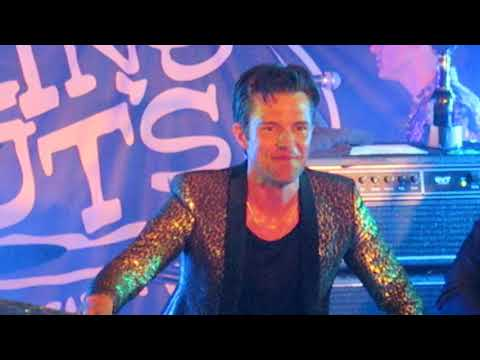 The Killers at  King Tuts - Glamorous Indie Rock & Roll