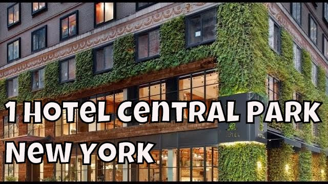Hotels Close To Central Park New York