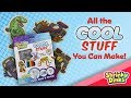 All the COOL STUFF You Can Make! - Shrinky Dinks Cool Stuff Activity Set