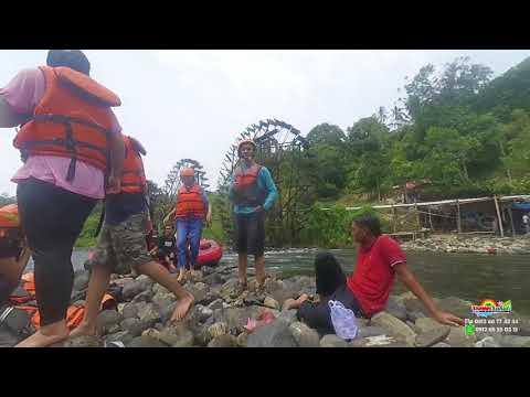 Wisata Sumbar ( Rafting ) Tamu Rocky Hotel bukit Tinggi