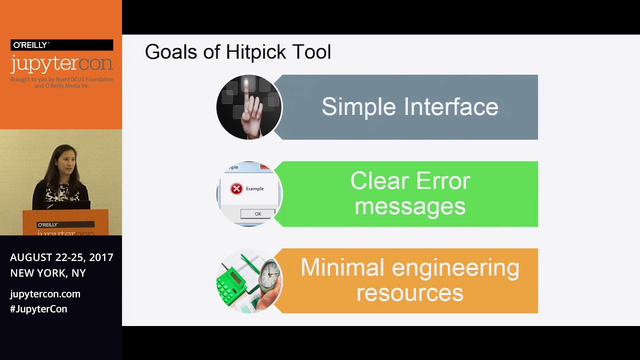 Image from Using Jupyter at the Intersection of Robots and Industrial Biology - Danielle Chou (Zymergen)