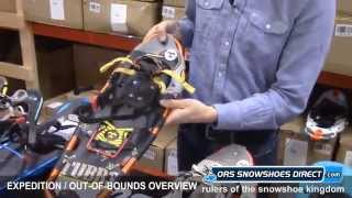 Extreme Backcountry Snowshoes Category: MSR, Tubbs, Atlas Review & Comparison / ORS Snowshoes Direct