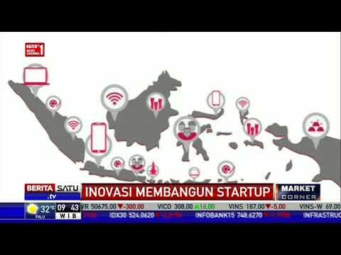 Investor Berbondong-Bondong ke Indonesia Sirami Bisnis Startup