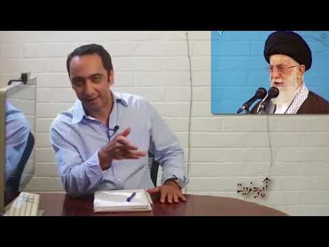 Trump and Khamenei  عصبانیت امام خامنه ای از دروغ گویی و بی ادبی ترامپ