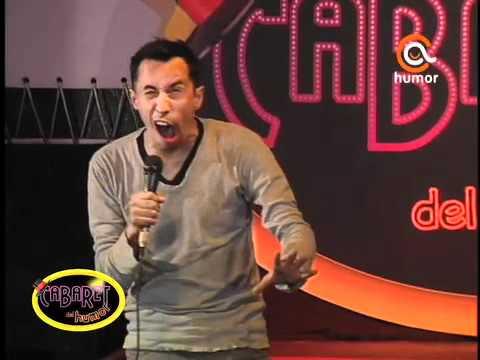 Julio Rodriguez en Cabaret del Humor 1/3