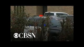 At least 2 dead in Texas church shooting