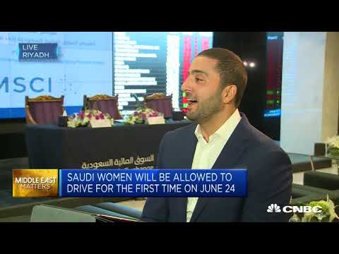 Women driving is great news for Saudi Arabia, says this exec | Capital Connection