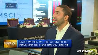 Women driving is great news for Saudi Arabia, says this exec   In The News