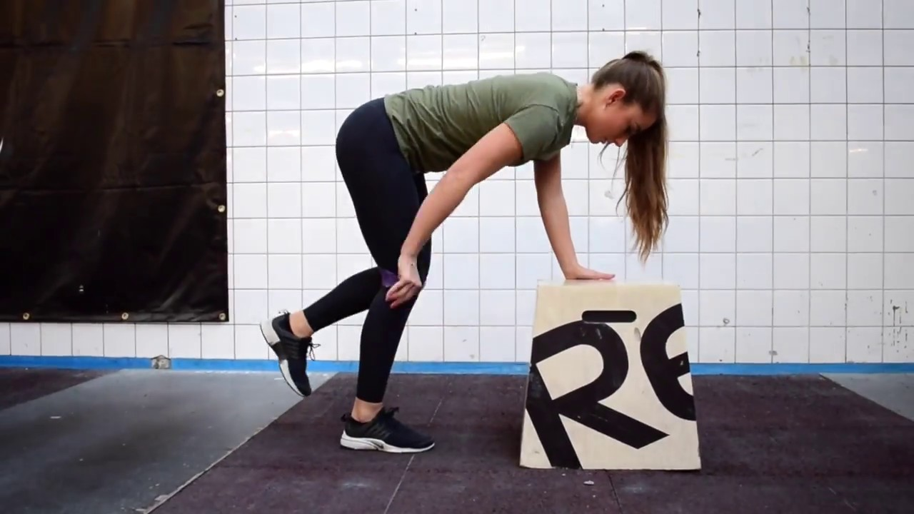 øvelser med træningselastik
