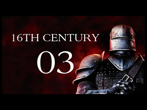 16th Century Warband Mod Gameplay Let's Play Part 3 (MERCENARY AHOY! HISTORICAL MOD SPECIAL FEATURE)