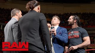 """Miz TV"" descends into an all-out brawl as the Intercontinental Cha..."