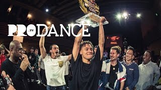 Moa vs Wen | FINAL | Red Bull BC One Switzerland Cypher 2015