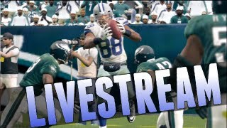 Madden 13 - Online Ranked Matches Livestream - (Bears vs Patriots) & (Dolphins vs Redskins)