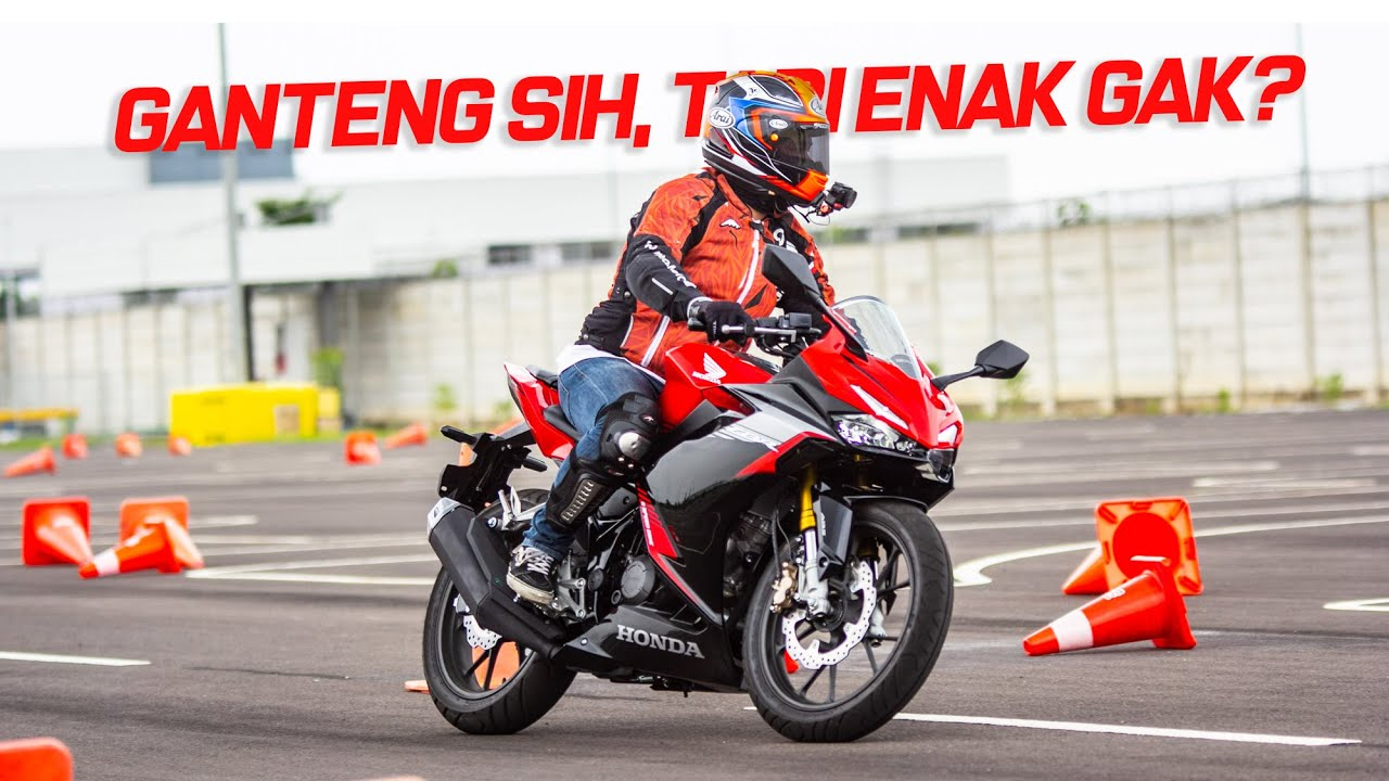 YANG LAGI HEBOH! Testride Honda CBR150R BARU!