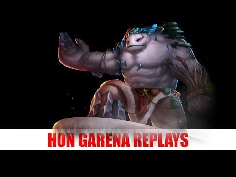 HoN Pebbles Gameplay