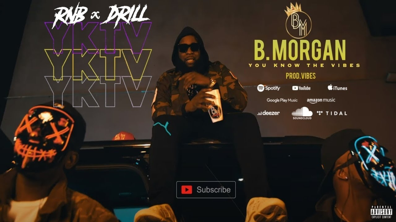 B.Morgan – YKTV (prod. by Vibes)