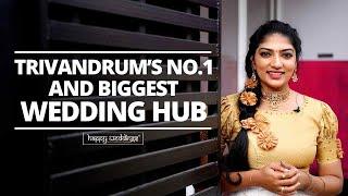 Top Wedding planners in Kerala - Happy Weddings ( Trivandrum's No. 1 & Biggest wedding Hub)