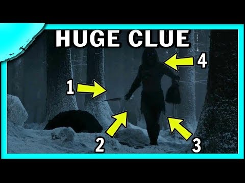 Download Youtube: OPENING SCENE HIDDEN CLUE to the Game of Thrones Season 8 NIGHT KING REVEAL