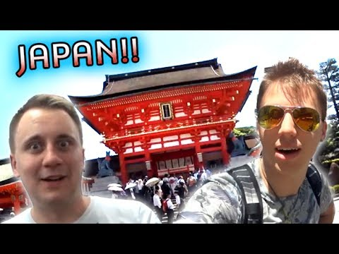 Japan Kyoto V-Log 2017 (German/English Mix)