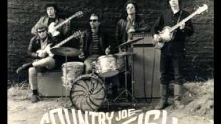 Death Sound Blues - Country Joe and The Fish - Live 1968