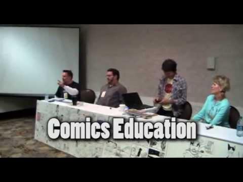 Comics Education  SPACE 2013