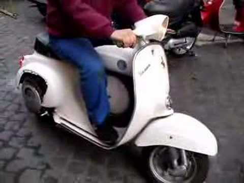 vespa 50 ss super sprint youtube. Black Bedroom Furniture Sets. Home Design Ideas