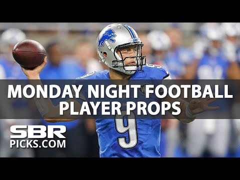 Monday Night Football Picks & Predictions: Lions-Giants Prop Betting Odds
