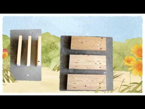 Как сделать книжную полку в Minecraft
