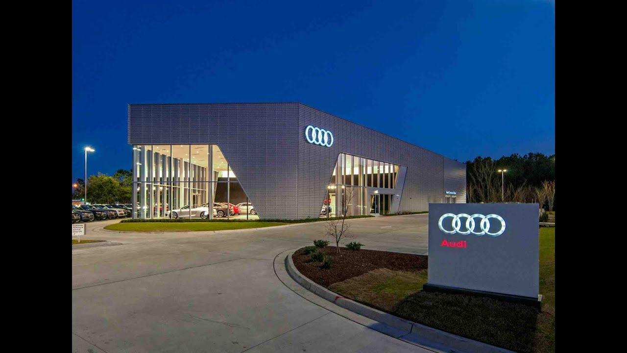 Cape Fear Audi >> Audi Cape Fear Vehicle Preparation - YouTube