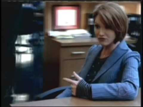 Tara Buck in Without a Trace created by Hank Steinberg
