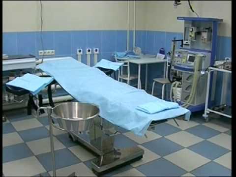 Реконструкция больницы скорой помощи
