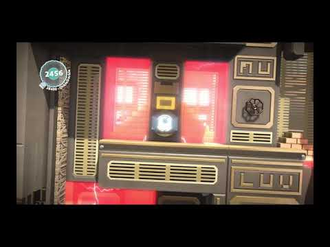 LittleBigPlanet 3: Gold rush (community level)