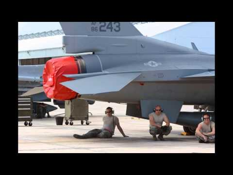 115th Fighter Wing Key West TDY - 2014