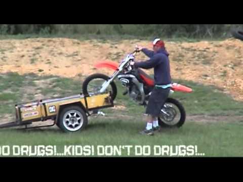 MIND THE GAP - New Zealand Motocross DVD - 2005