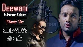 Deewani (Master Saleem, Gagan Sahni) Mp3 Song Download