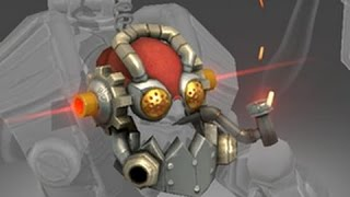 Dota 2 Tinker Immortals Skills Teleport And Robots Rollermawster---Mecha Boots of Travel