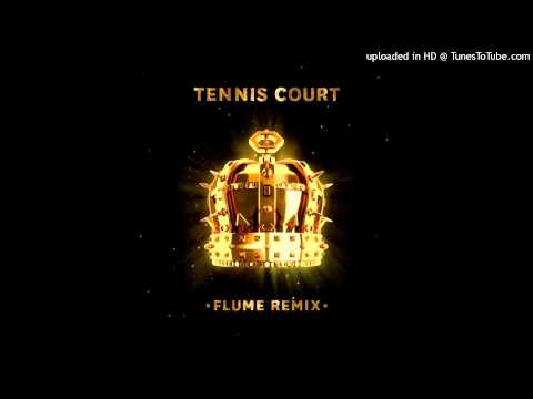 Lorde - Tennis Court (Flume Remix) [CLEAN EDIT]