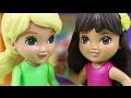 Sklepik słodkości | Dora i Przyjaciele & Shopkins | Bajki dla dzieci