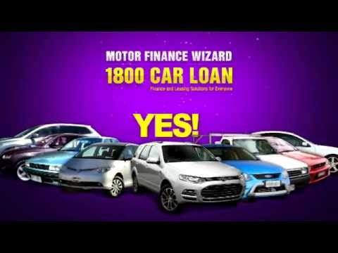 Motor Finance Wizard Commercial 1 Youtube