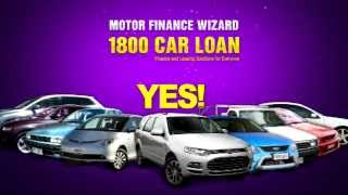 Motor Finance Wizard Commercial 1