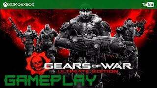Gears of War: Ultimate Edition | Windows 10 | Gameplay - Acto I - 4k