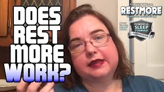 Does RESTMORE Actually Work? - Penny's RESTIMONIAL 👍👍👍 thumbnail