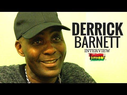 Derrick Barnett Interview- 'Dancehall's Greatest Live Bassist' Pt. 1
