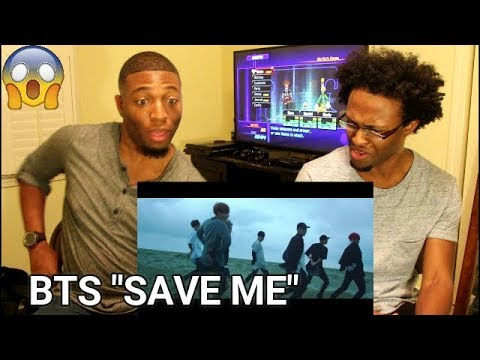 BTS (방탄소년단) 'Save ME' Official MV (REACTION)