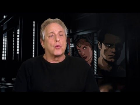 Batman V Superman Producer Behind The Scenes Interview - Charles Roven