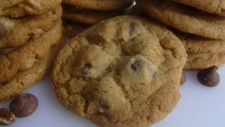 American Chocolate Chip Cookies - How To Make Chocolate Chip Cookies W/wo Nuts  Recipe