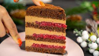 ШОКоладный торт БЕЗ СЛИВОК с ирландским ликёром Я ТОРТодел